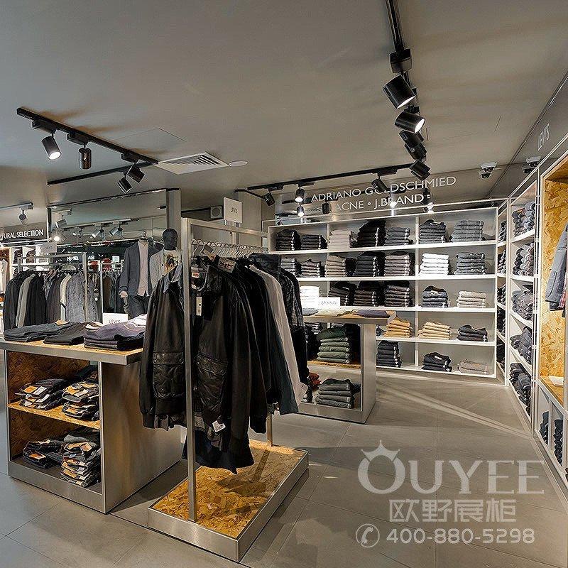 深圳80平方男装店铺
