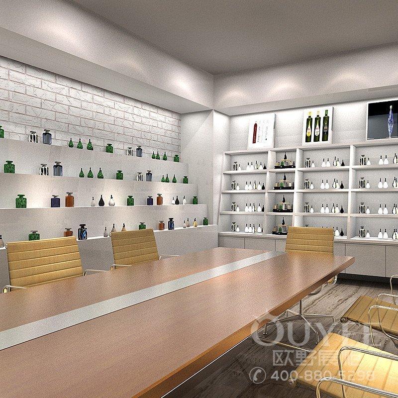 广州白云区长虹香水瓶工厂展厅