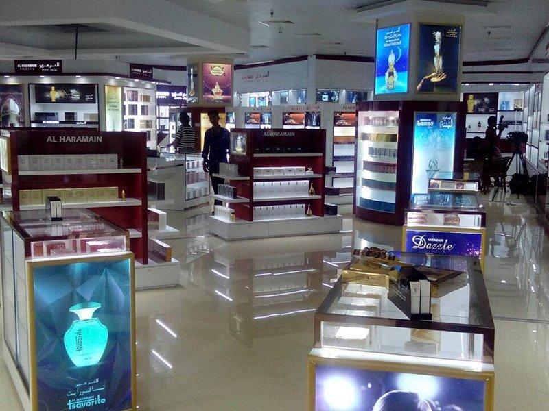 孟加拉香水300平方展厅
