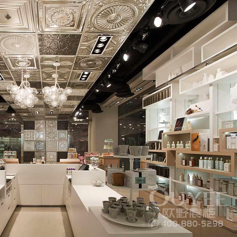 化妆品香料展柜定制厂家