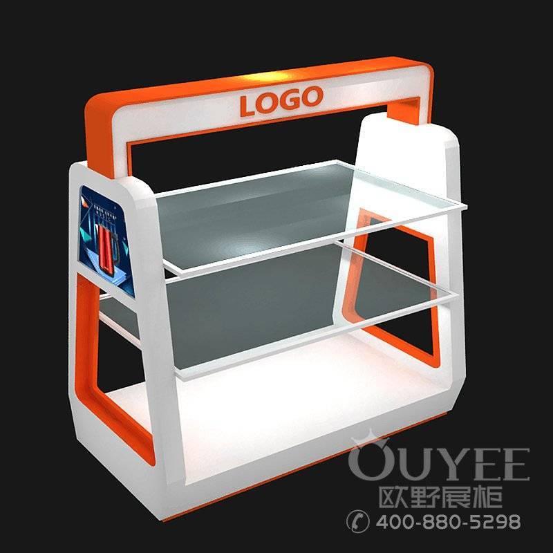 热水壶电器柜 展柜定制