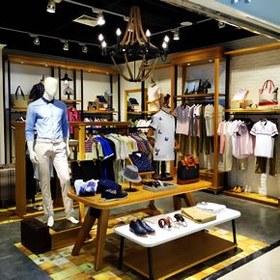 Clothing Display Showcase