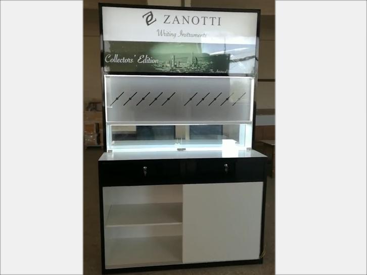 化妆品香水展示柜